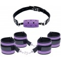 Purple Bondage Kit