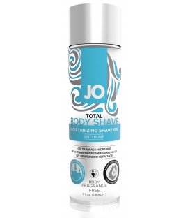 System JO - Total Body Shave - operfymerad, 240ml