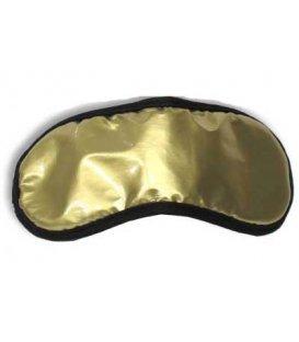 Ögonmask i guld