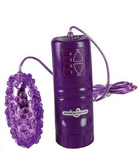 Hot Purple Bullet - knottrig