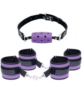 Purple Bondage Kit