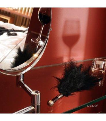 Lelo Tantra Feather Teaser, Black