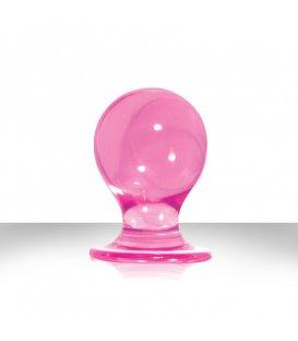 Orbite Plug - Large, pink