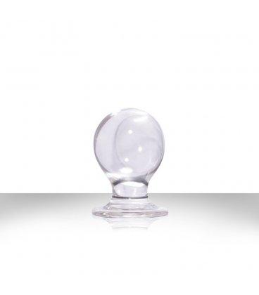Orbite Plug - Small, clear