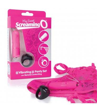 Remote Control Panty Vibe, Pink