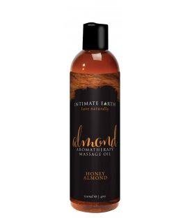 Honey Almond Massage Oil, 120ml