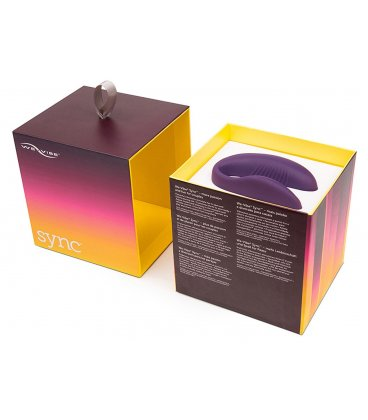 We-Vibe Sync, purple