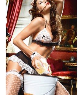 Baci - Do Not Disturb French Maid Set, M/L