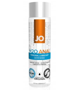 System JO - Anal H2O Lubricant, 120ml