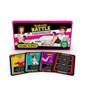 Bedroom Battle - erotiskt spel