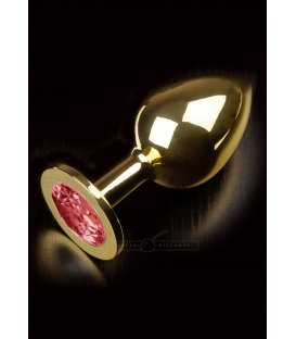 Jewellery - Gold Ruby, Large