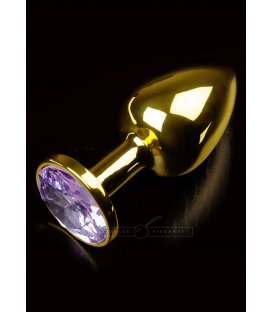Jewellery - Gold Baby Purple, Small
