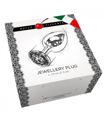 Jewellery - Silver Purple, Small