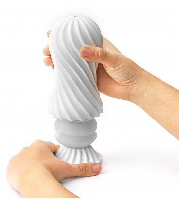 Tenga - Flex Masturbation Sleeve, Silky White