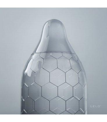 Lelo - HEX kondomer, 12-pack
